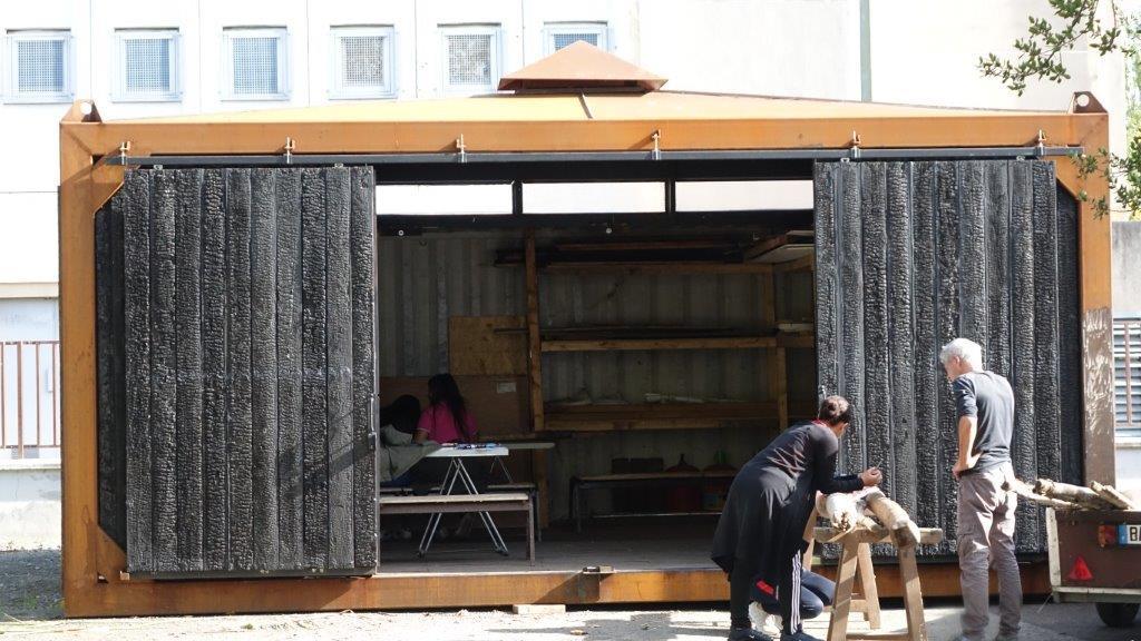 atelier chantier photo gabriel 4 fondation fier de nos quartiers. Black Bedroom Furniture Sets. Home Design Ideas